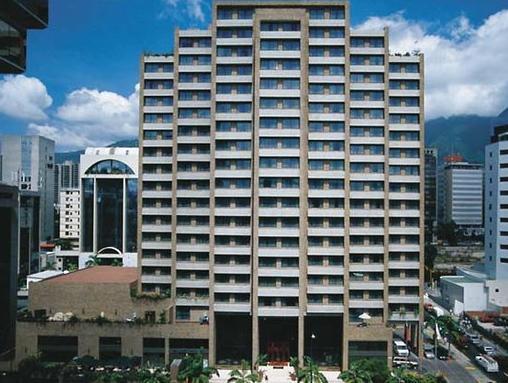JW Marriott Hotel Caracas - Utsiden av hotellet