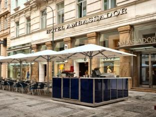 Hotel Ambassador Viena - Viešbučio išorė