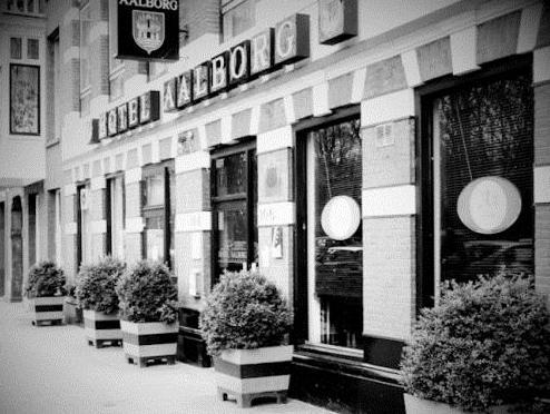 Aalborg Hotel Amsterdam Amsterdam - Exterior