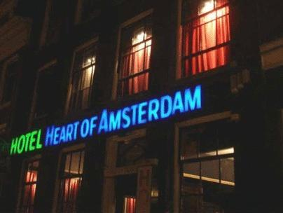 Budget Hostel Heart of Amsterdam