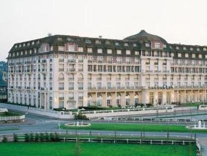 Royal Barriere Hotel Deauville