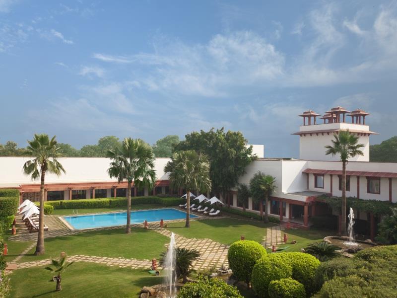 Trident Agra Hotel - Hotell och Boende i Indien i Agra