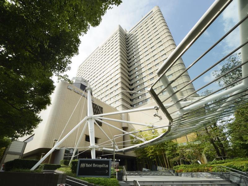 โรงแรมเมโทรโพลิแทนโตเกียว