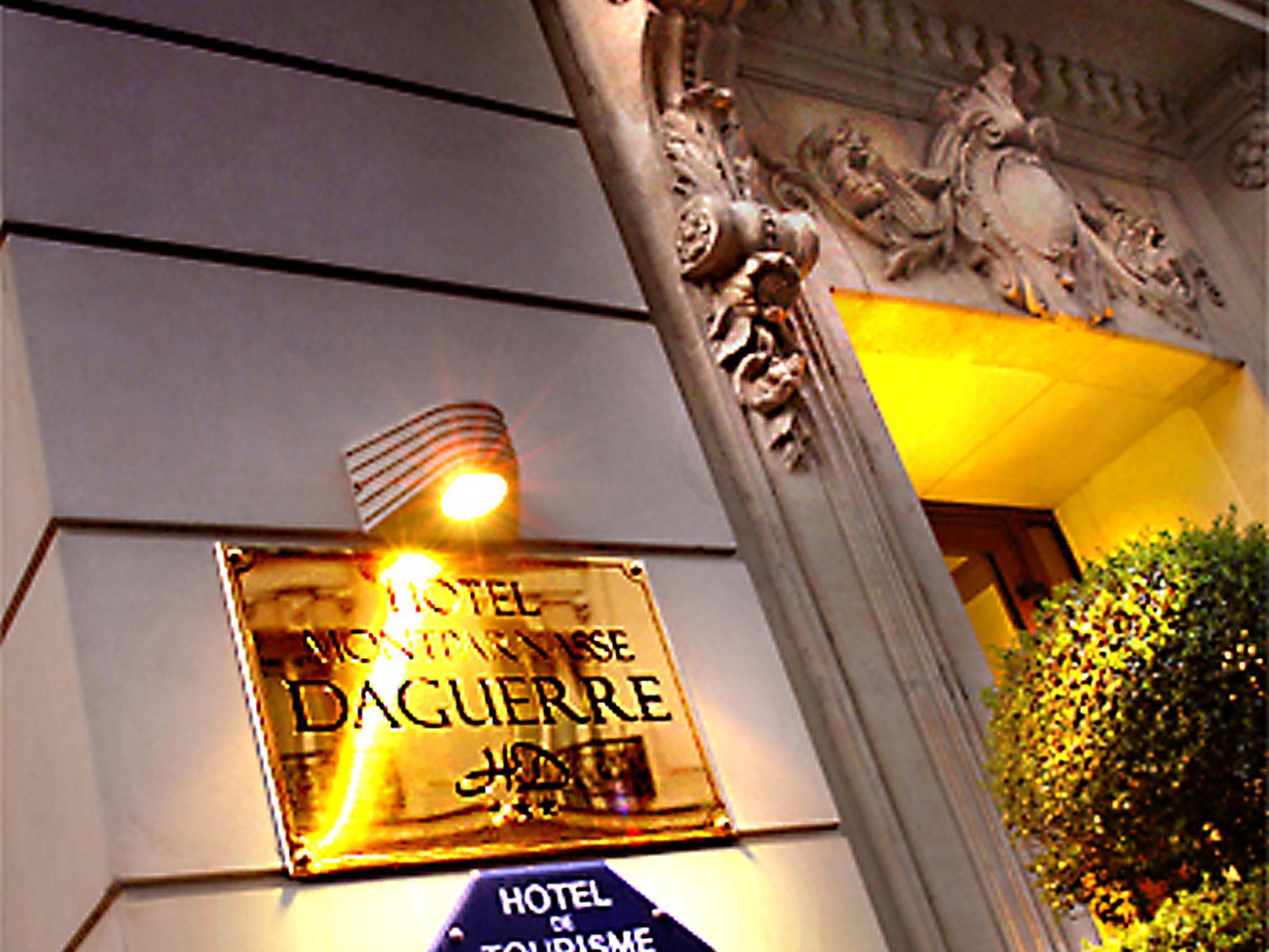 Hotel Montparnasse Daguerre - Hotell och Boende i Frankrike i Europa