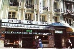 ドゥ ディエッペ ホテル の外観