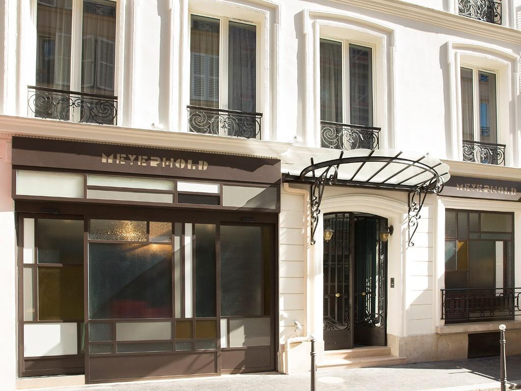 Hotel de Hollande Paris - Entrance
