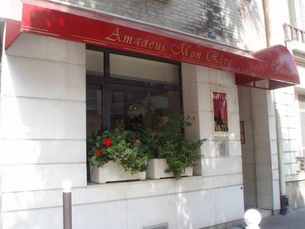 Hotel Mon Reve Amadeus
