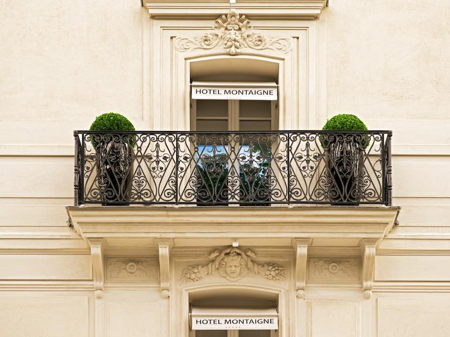 Hotel Montaigne - Paris