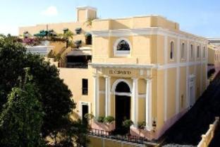 El Convento Hotel in Old San Juan