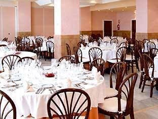 Hotel Mirador De Adra Almeria - Costa De Almeria - Restaurant