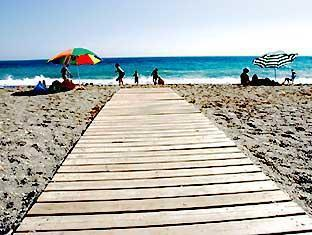 Hotel Mirador De Adra Almeria - Costa De Almeria - Beach