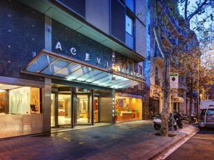 Acevi Villarroel Hotel Barcelona - Exterior