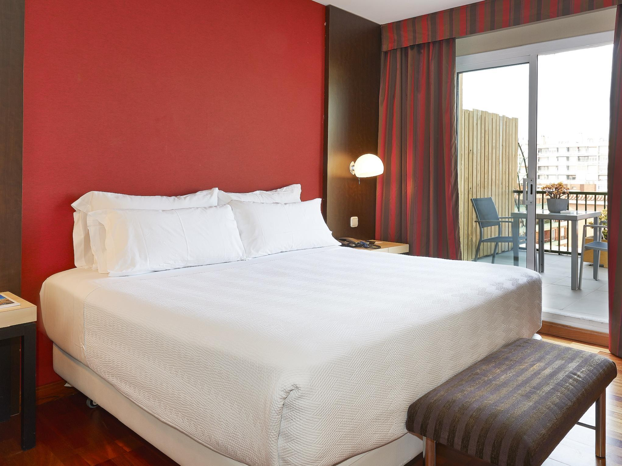 Nh Les Corts Hotel Barcelona