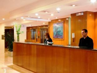 Nh Master Hotel Barcelona - Reception