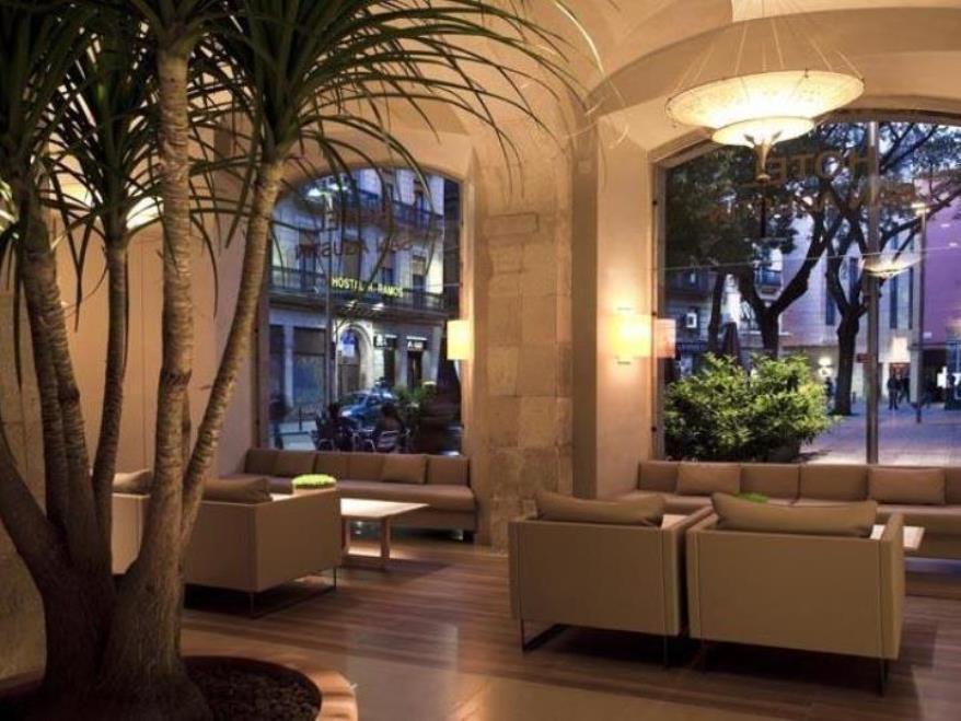 Hotel Sant Agusti Barcelona - Hotel Exterior