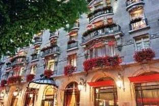 Hotel Plaza Athenee Paris - Hotell och Boende i Frankrike i Europa