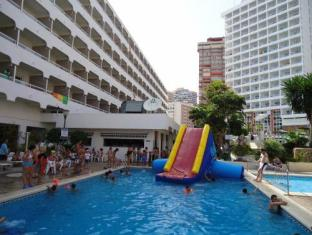 Poseidon resort benidorm costa blanca spain for Hotel poseidon benidorm