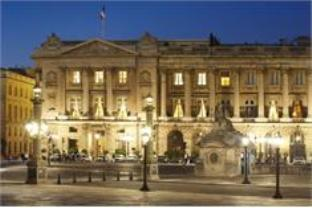 De Crillon Hotel Paris