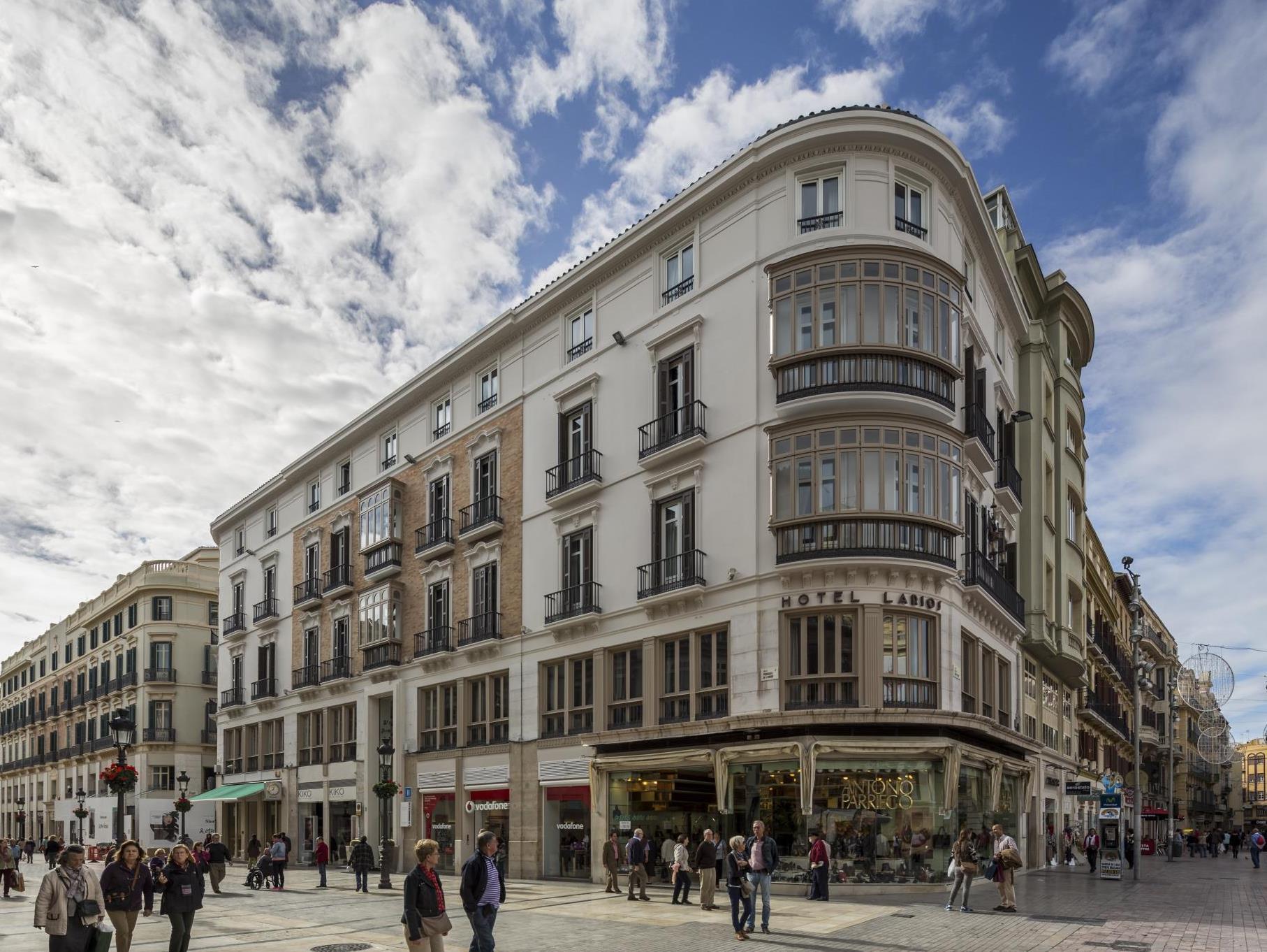 Room Mate Larios Hotel Malaga - Viešbučio išorė