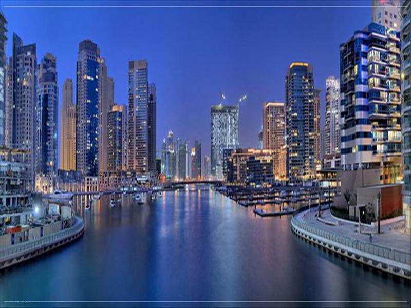 Dubai Apartments - Marina - ARY Marina View - Hotels and Accommodation in United Arab Emirates, Middle East