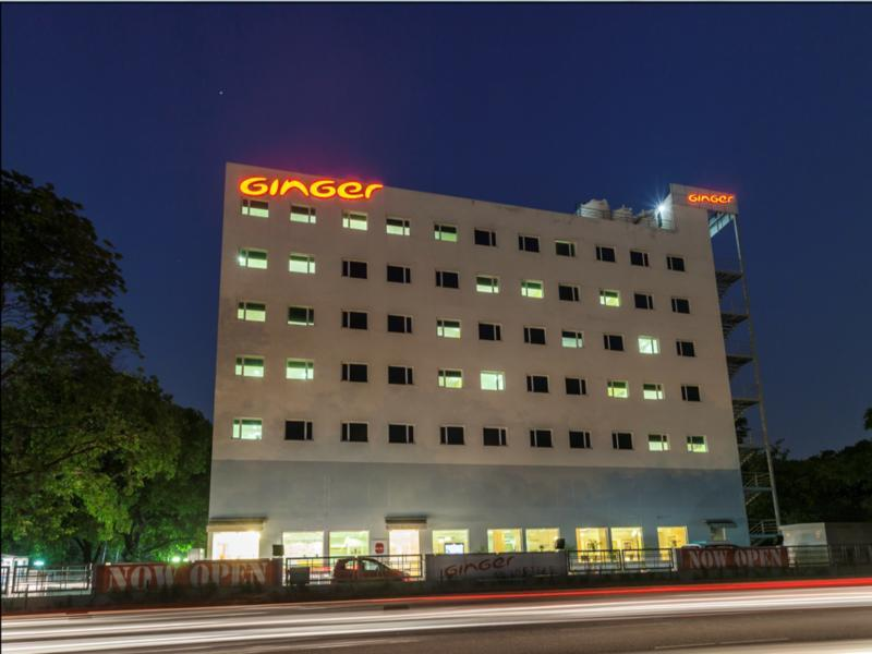 Ginger Hotel Chandigarh - Chandigarh