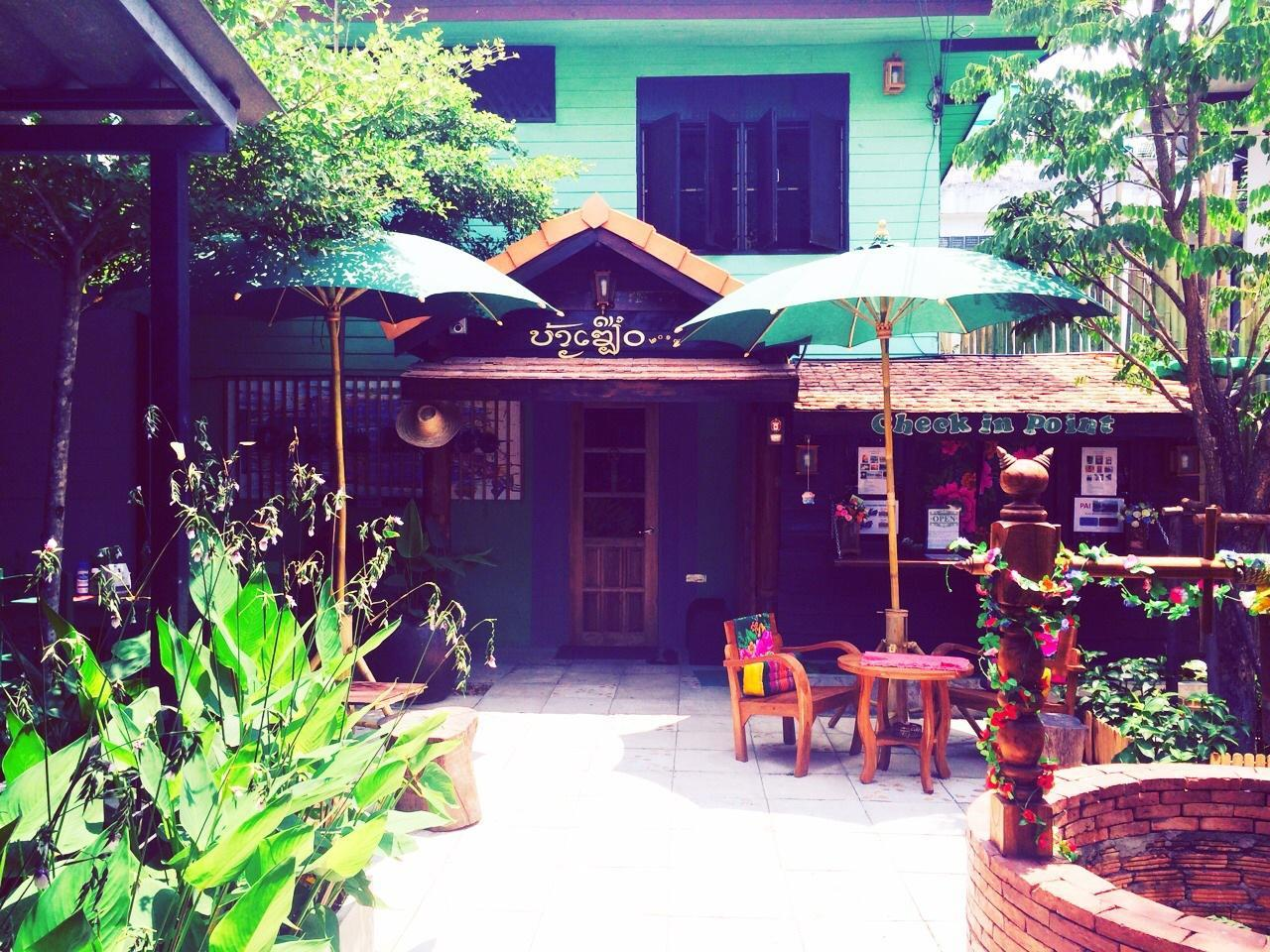 Green house backpacker old city chiang mai thailand for Classic house chiang mai massage