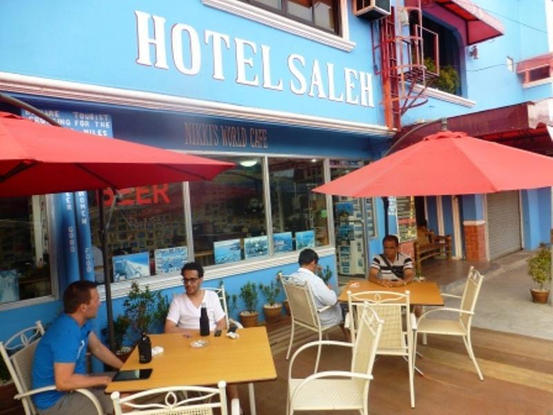 Hotel Saleh - Hotels and Accommodation in Philippines, Asia