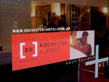 Rochester Hotel Classic - Hotels and Accommodation in Argentina, South America
