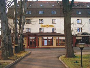 Park Hotel Kraków - Hotel z zewnątrz