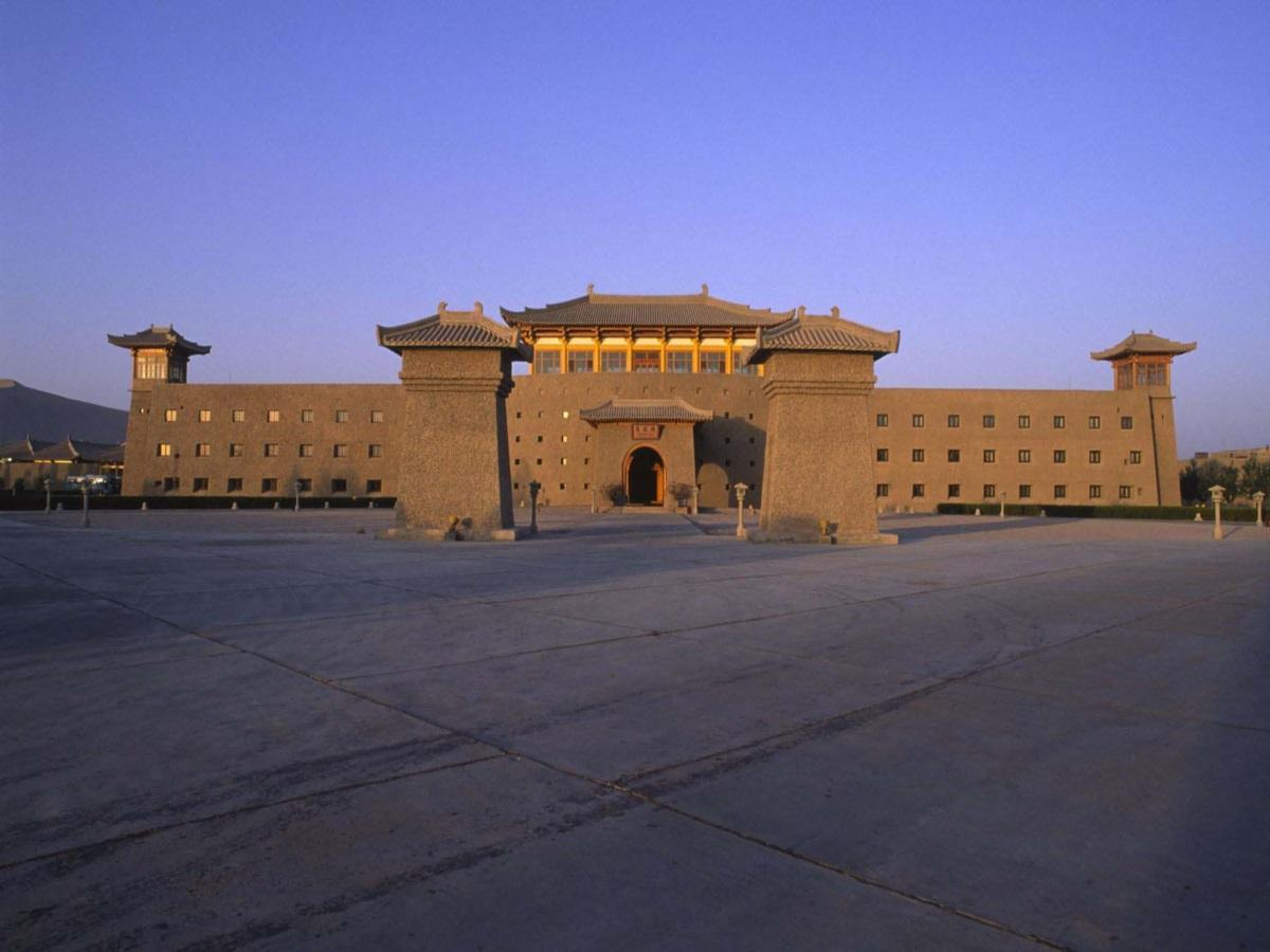 The Silk Road Dunhuang Hotel - Dunhuang