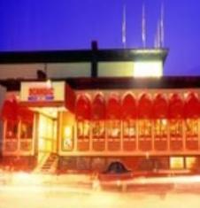 スカンディック ブロンマ ホテルの外観