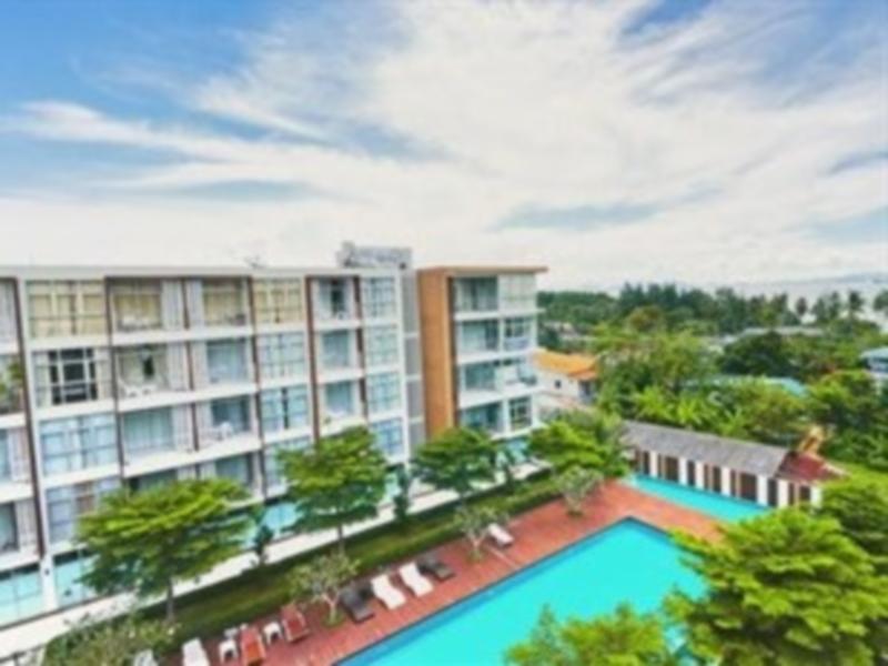At Sea Condotel - Hotell och Boende i Thailand i Asien