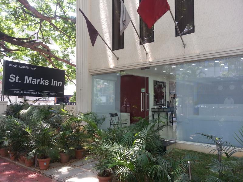 St. Marks Inn - Bangalore