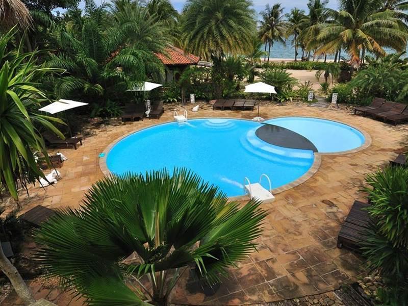 Rachavadee Bankrut Resort - Hotell och Boende i Thailand i Asien