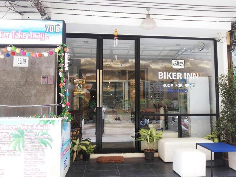 Biker Inn Guesthouse Patong