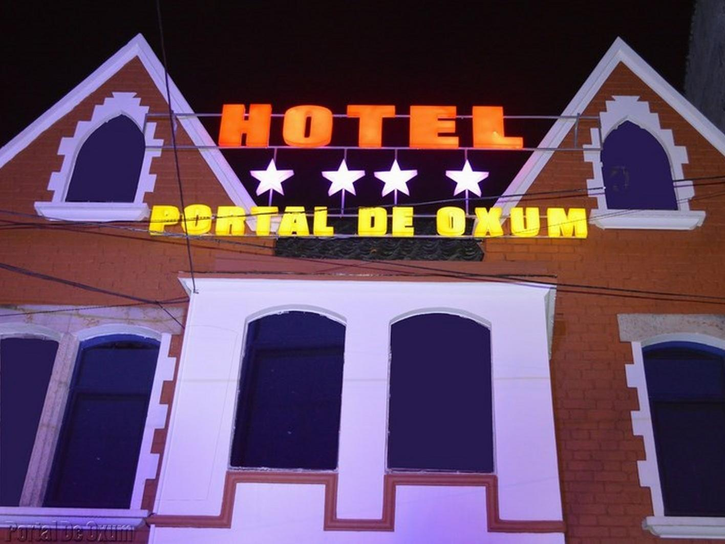 Hotel Portal de Oxum - Hotels and Accommodation in Colombia, South America