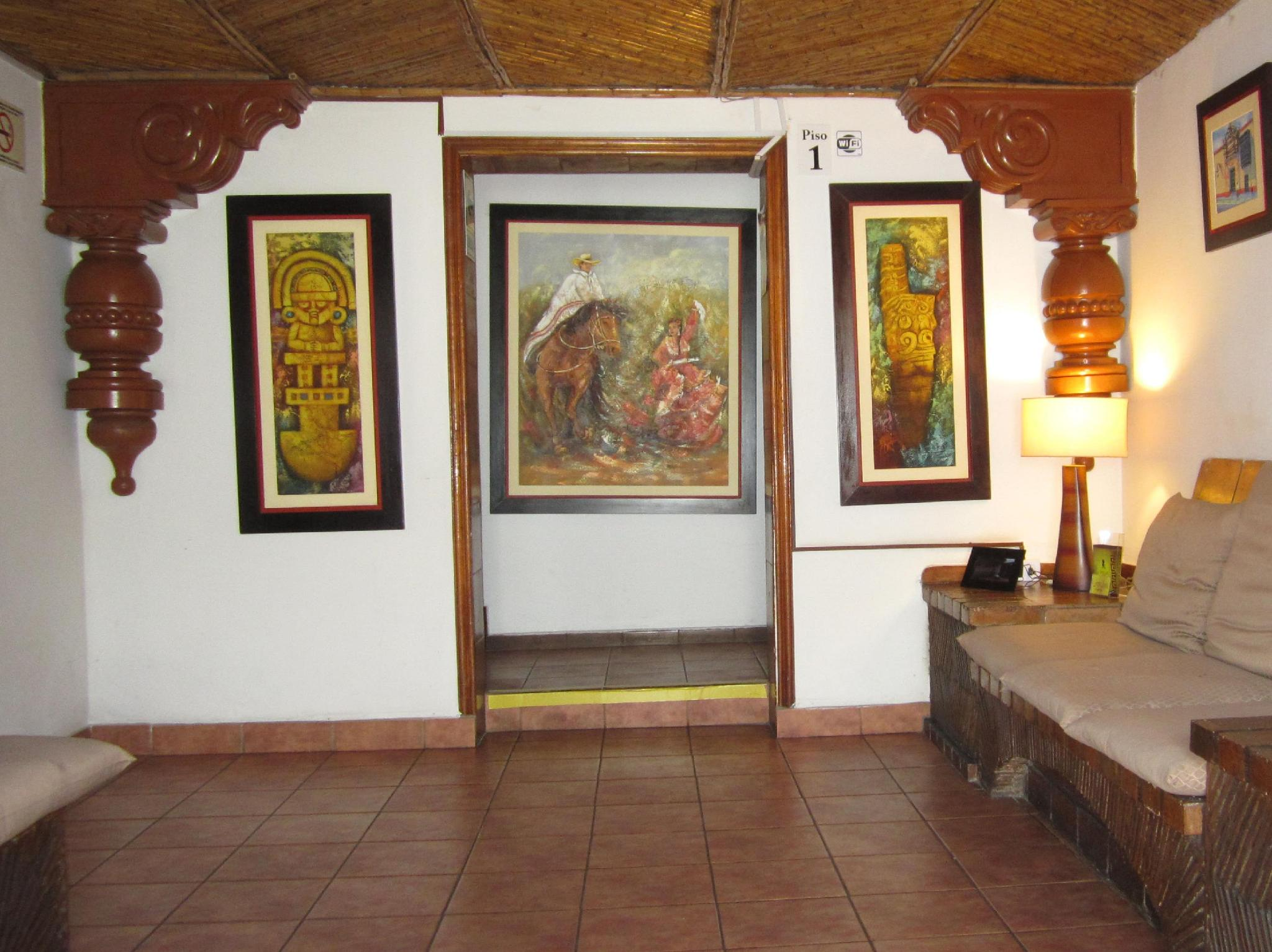 Hostal Jose Luis - Hotels and Accommodation in Peru, South America