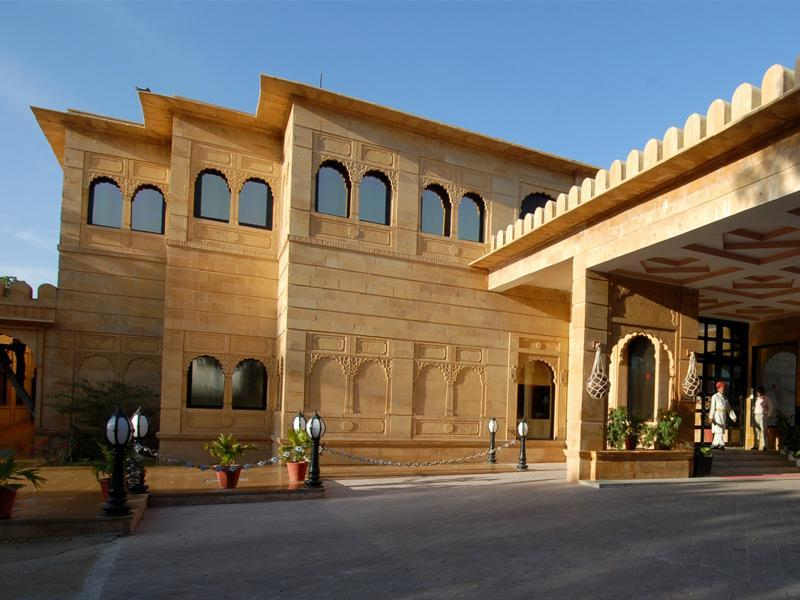 Gorbandh Palace Hotel - Hotel and accommodation in India in Jaisalmer