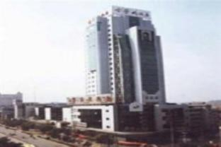 ジン イェ ホテルの外観