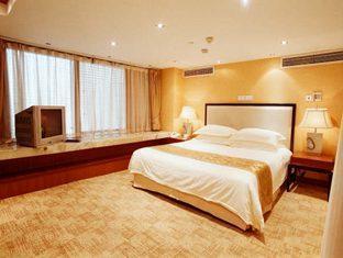 Hengsheng Peninsula Int'L Hotel Shanghai - Suite Room