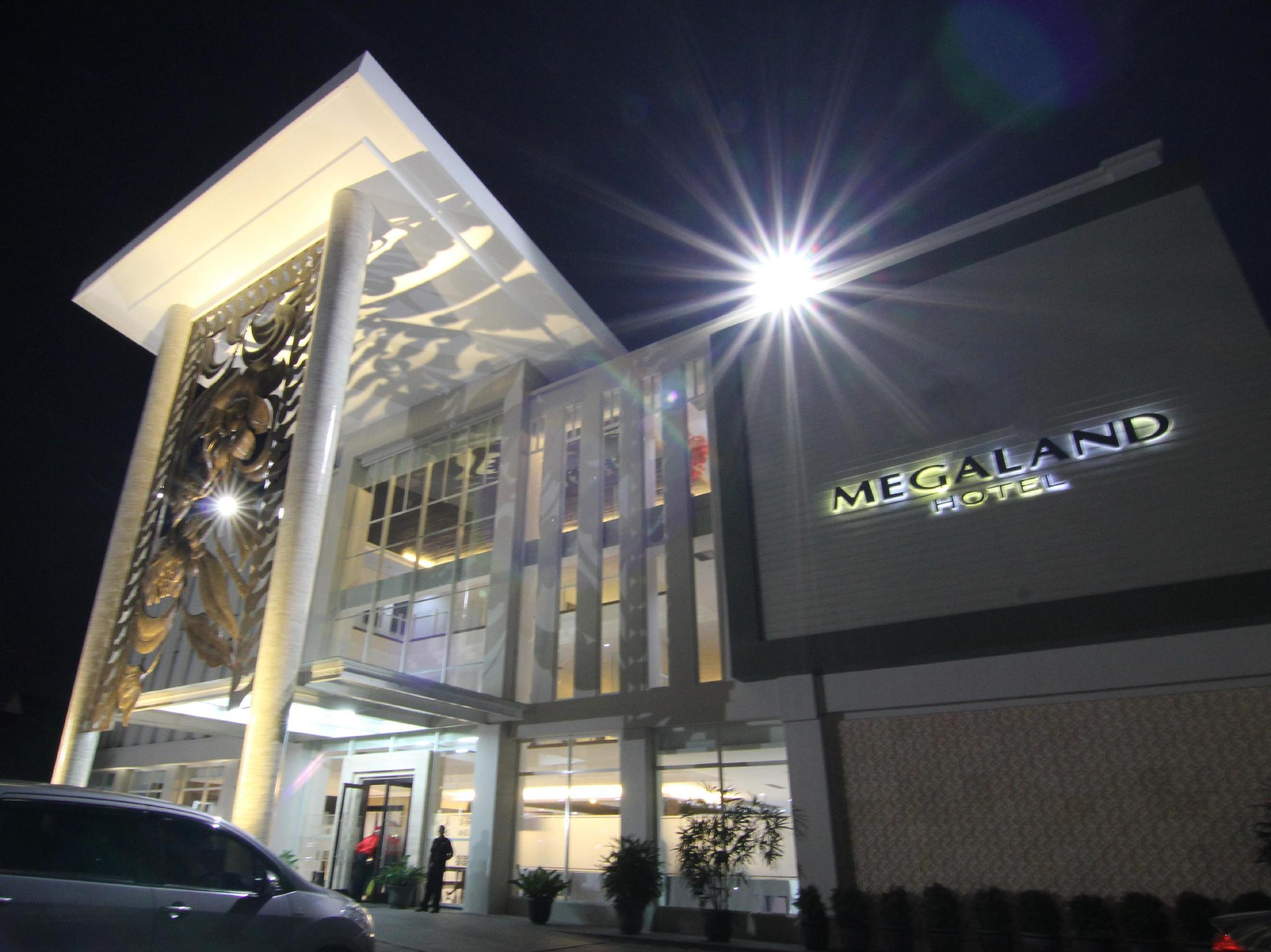 Megaland Hotel Solo - Hotels and Accommodation in Indonesia, Asia