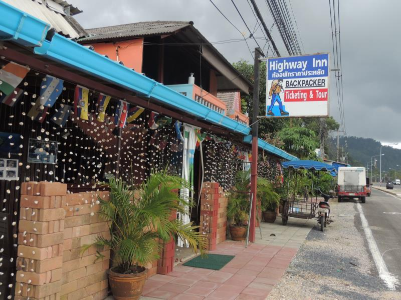 Khao Lak Highway Inn - Hotels and Accommodation in Thailand, Asia