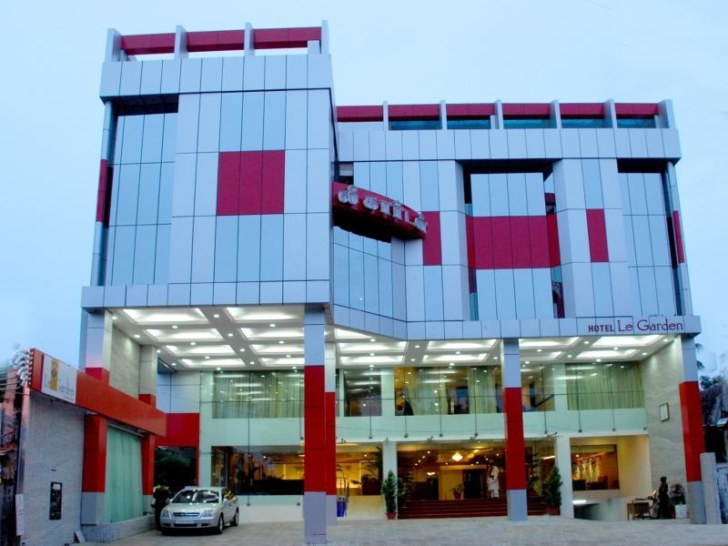 Hotel Le Garden - Kumbakonam