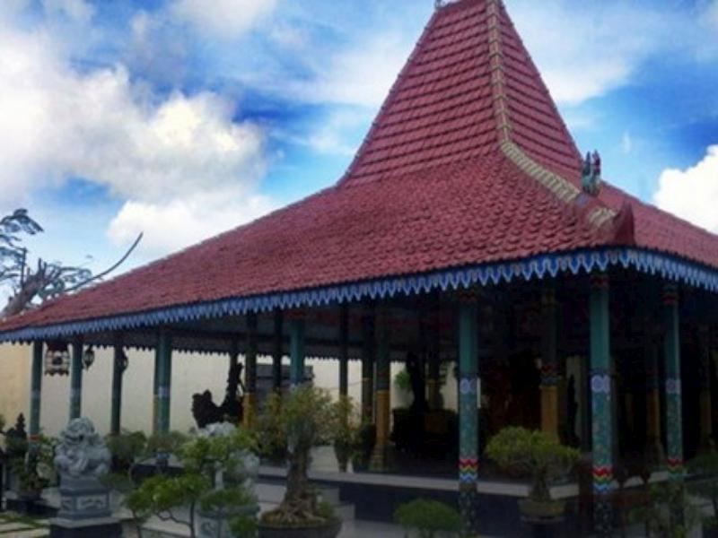 Omah Eling Guest House - Hotels and Accommodation in Indonesia, Asia