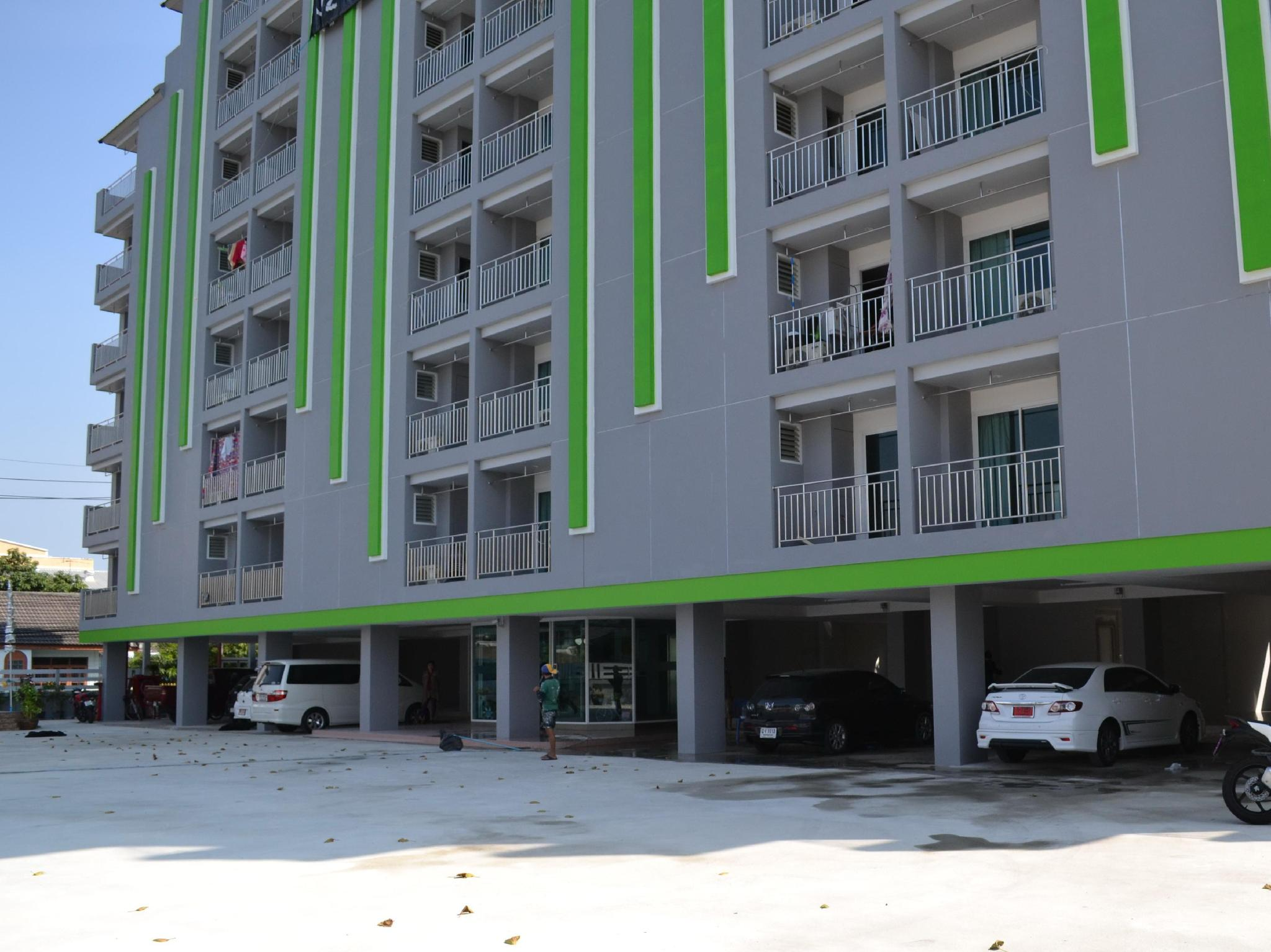 Eiam Mongkol Service Apartment - Bangkok
