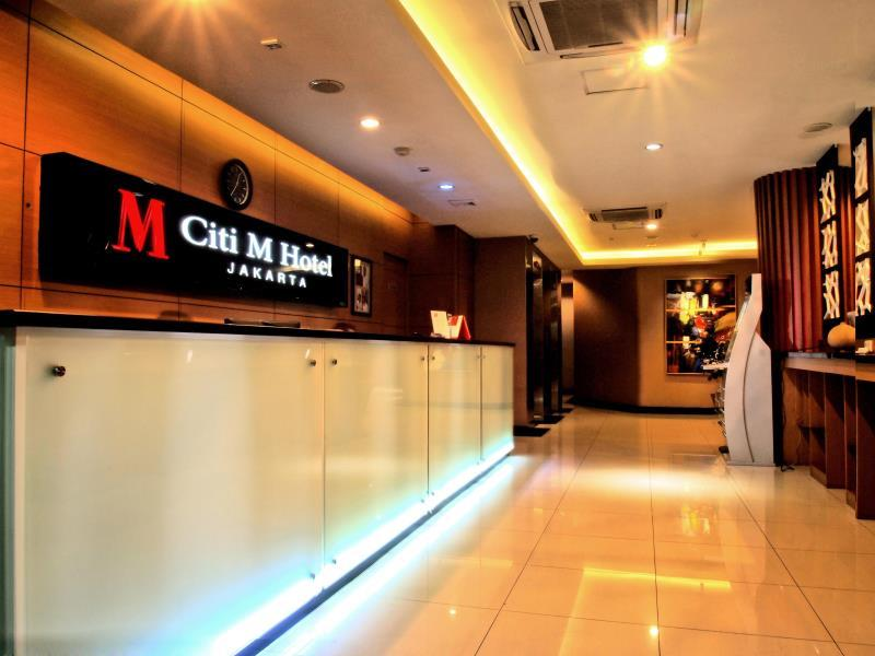 Citi M Hotel - Hotels and Accommodation in Indonesia, Asia