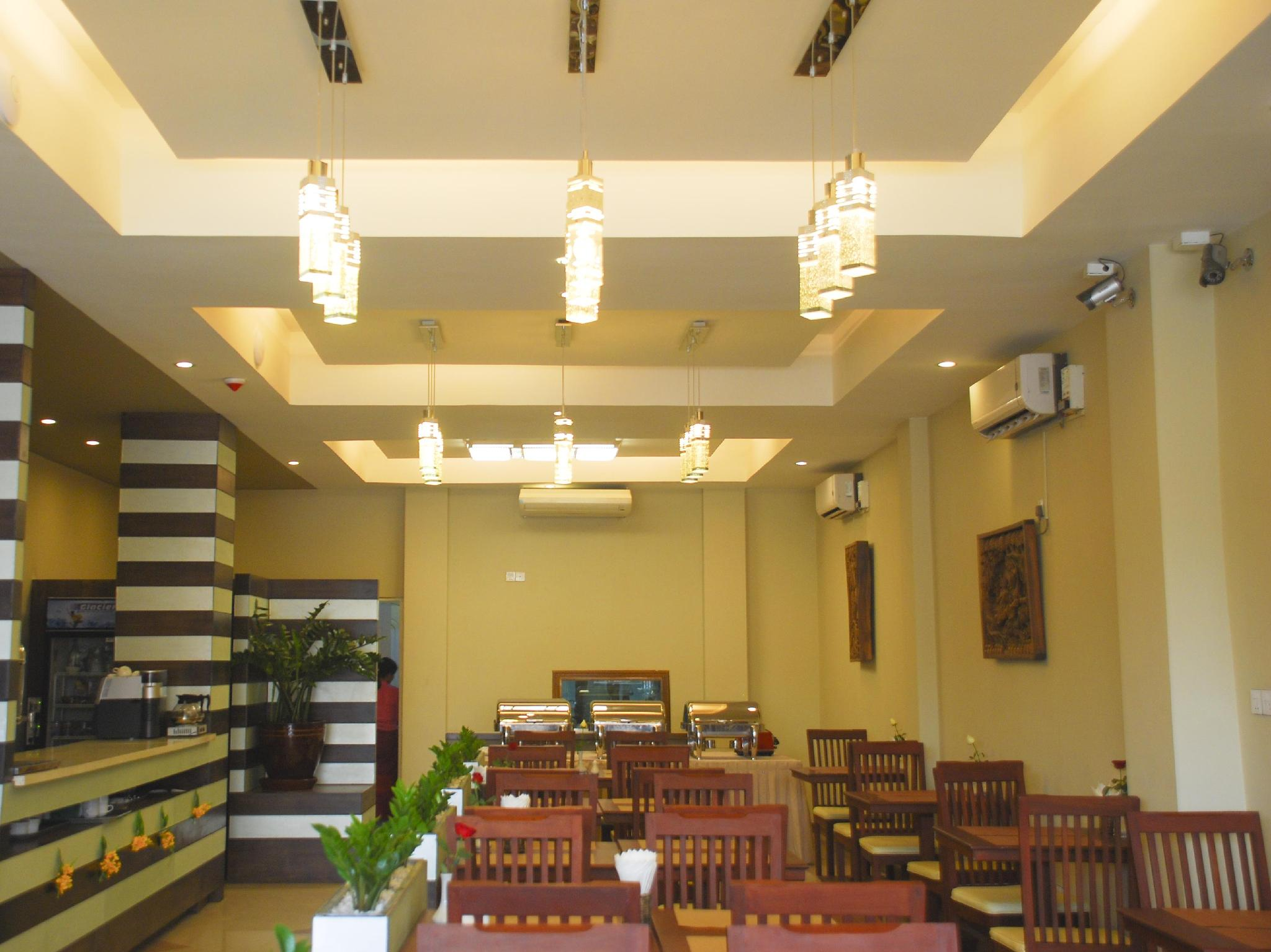 Pleasant View Hotel - Hotels and Accommodation in Myanmar, Asia