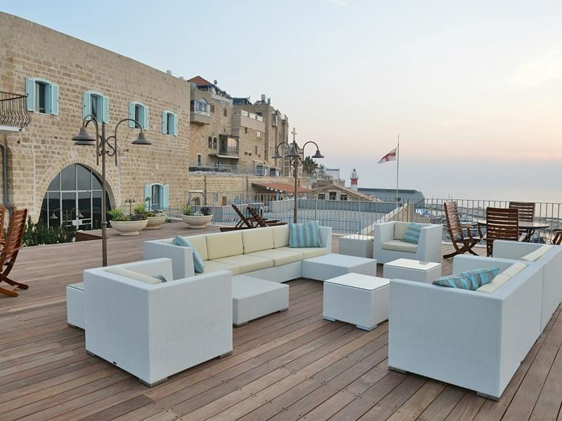 Casa Nova - Luxury Suites and Boutique Apart-Hotel - Hotels and Accommodation in Israel, Middle East