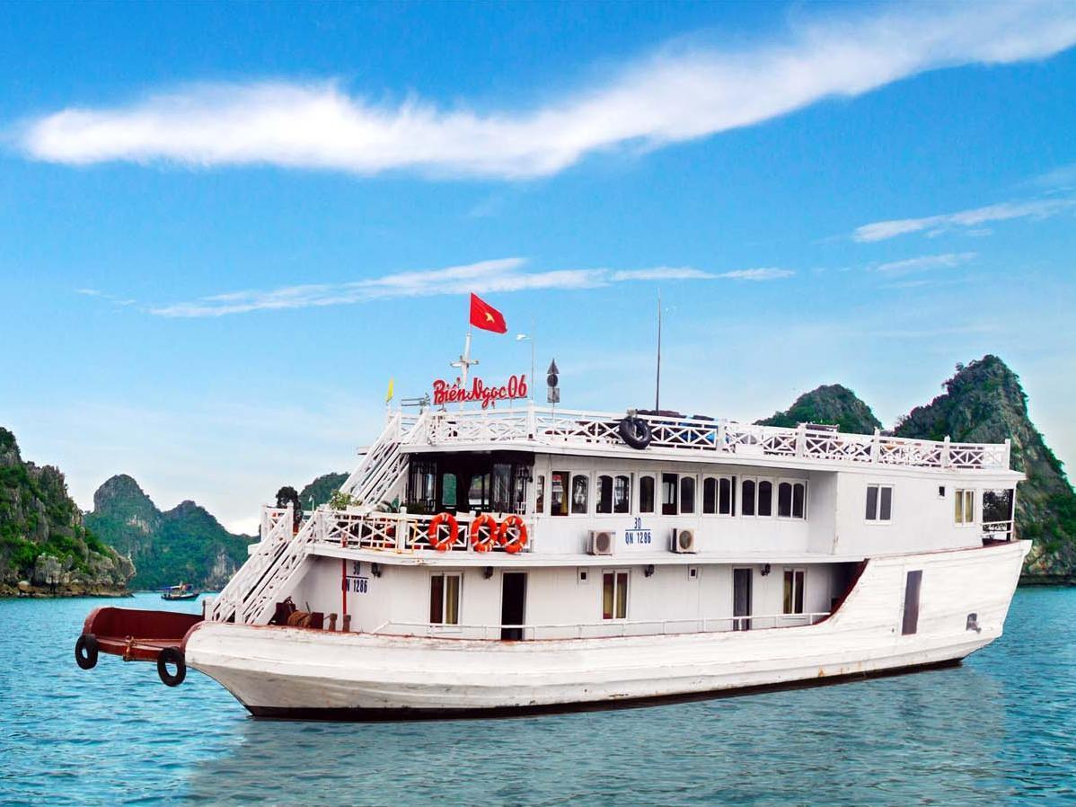 Bien Ngoc 06 Cruise - Halong