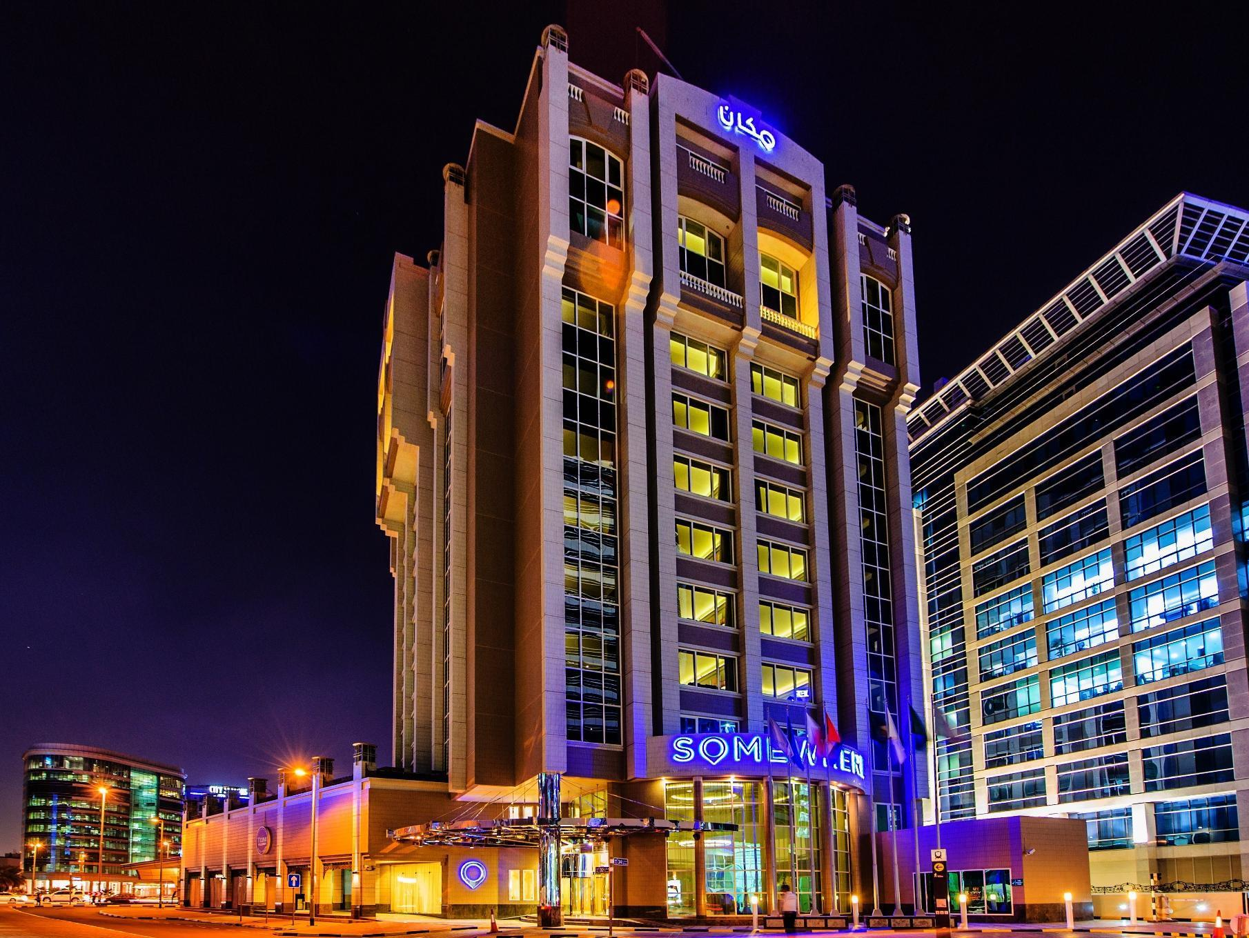 Somewhere Hotel Apartments - Hotels and Accommodation in United Arab Emirates, Middle East